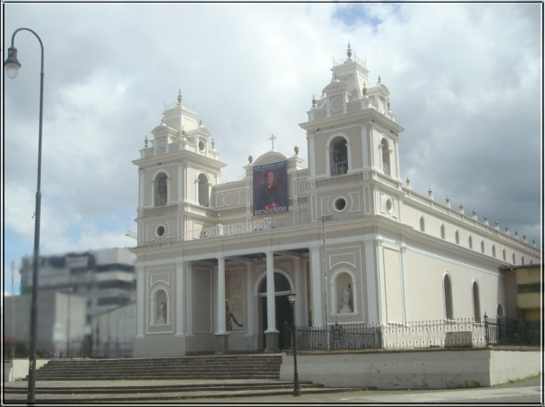 La Soledad church