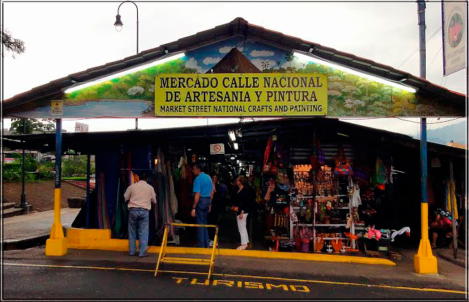 Handicraft Market, San Jose