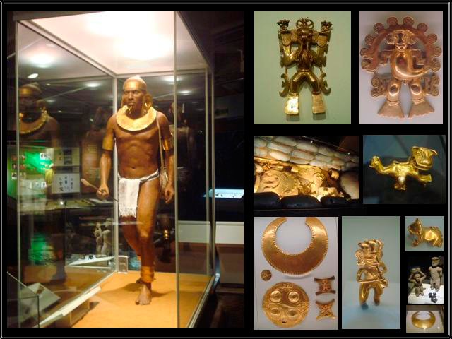 The Costa Rica Gold Museum